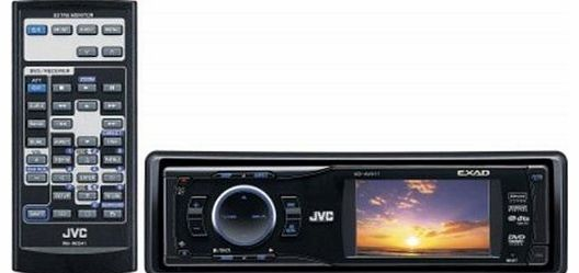 - KD-AVX11 DVD/DivX/MP3 Car Radio [Electronics]